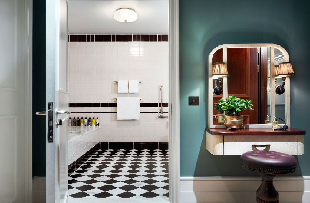 Accessible washrooms: challenges in design
