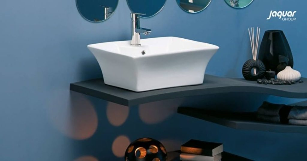 Add perfection to bathrooms with unique sanitary ware