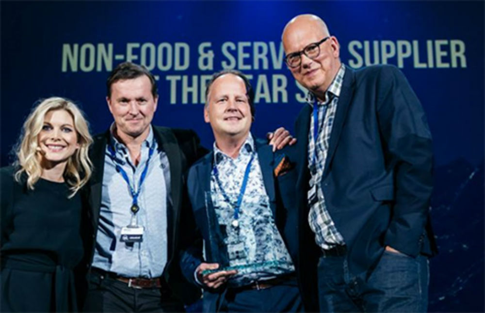 Hilding Anders Sweden wins award for best supplier