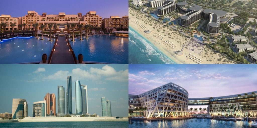 Wow! Brand new Abu Dhabi hotels for CPhI Middle East & Africa 2018