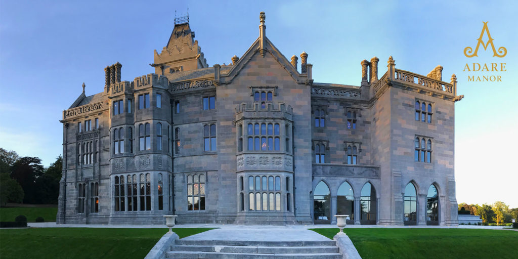 Andy Mannhart completes Adare Manor with a comprehensive range of kitchen and buffet utensils