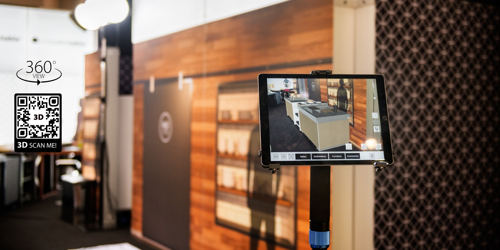 Livecookintable sets the trends 2019 at Hotelex Shanghai