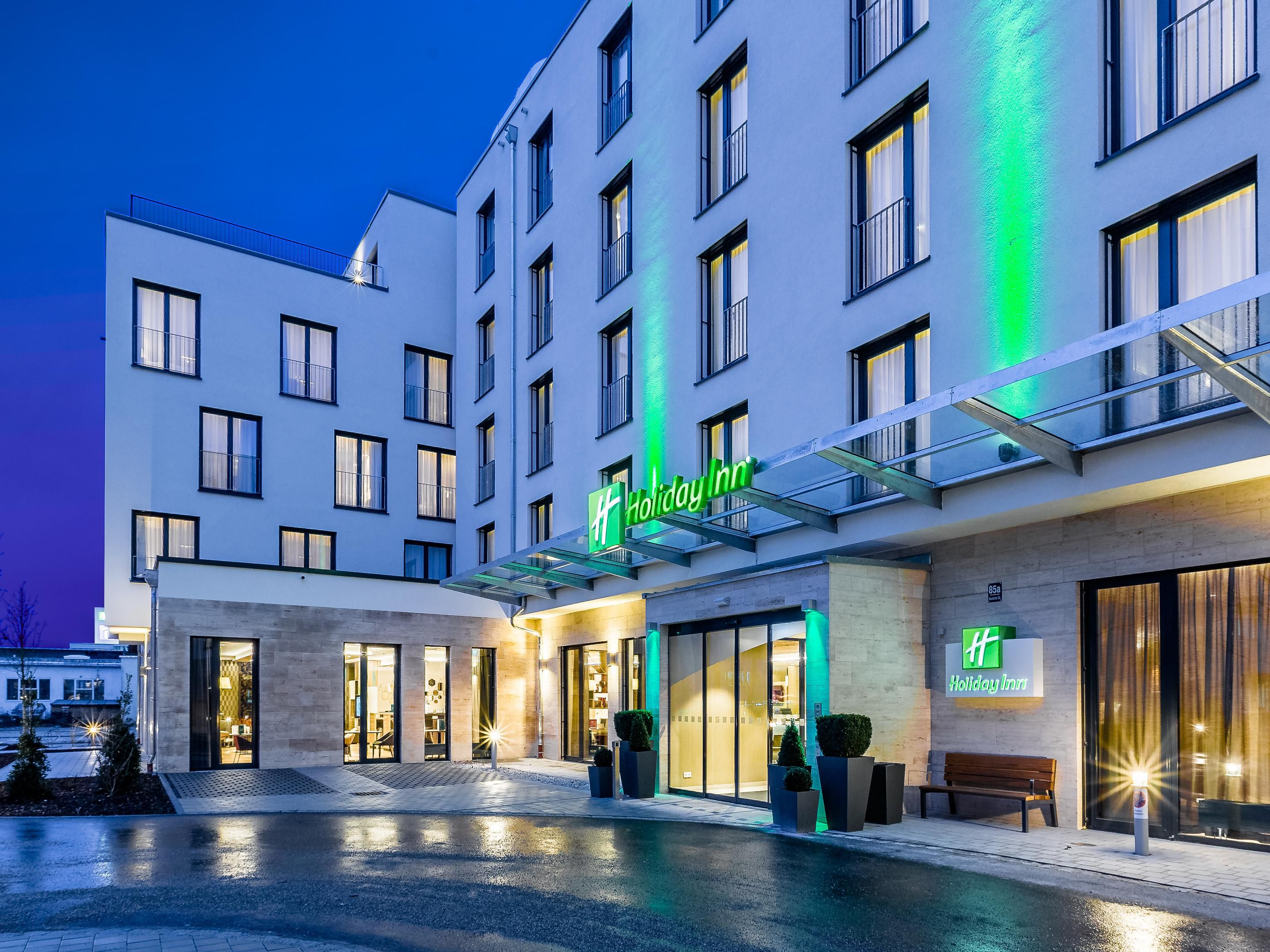 Details about the eight new IHG hotels coming to Germany revealed
