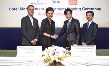 Dusit International to manage stunning new business hotel in the north of Bangkok