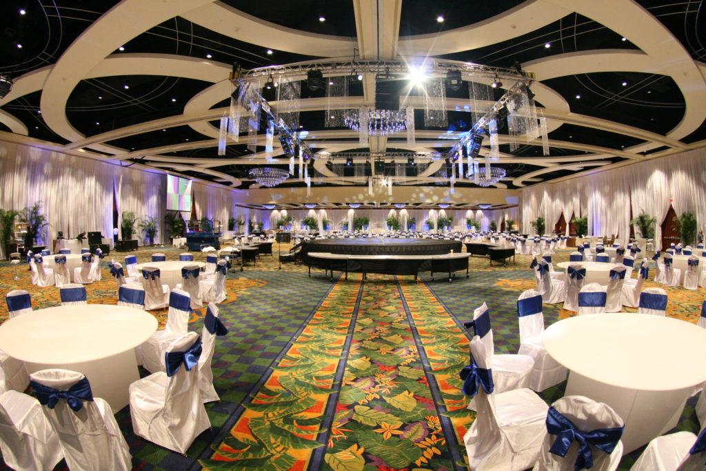 Are you 'techorating' event spaces wisely?