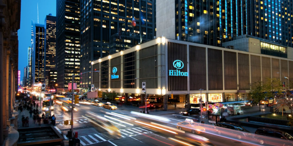 Hilton has been crowned the world's most valuable hotel brand