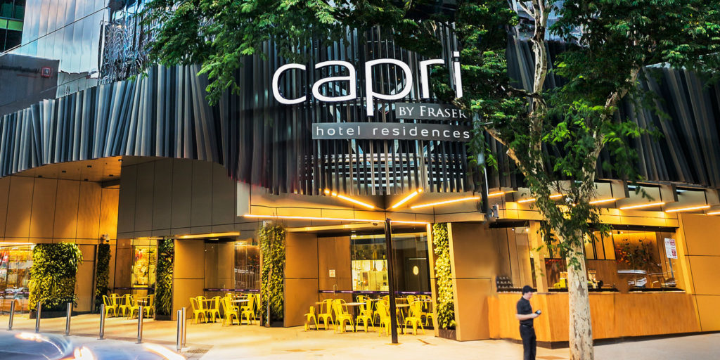Design Trendsetters Capri Fraser Expand Brand Footprint with Location in Berlin