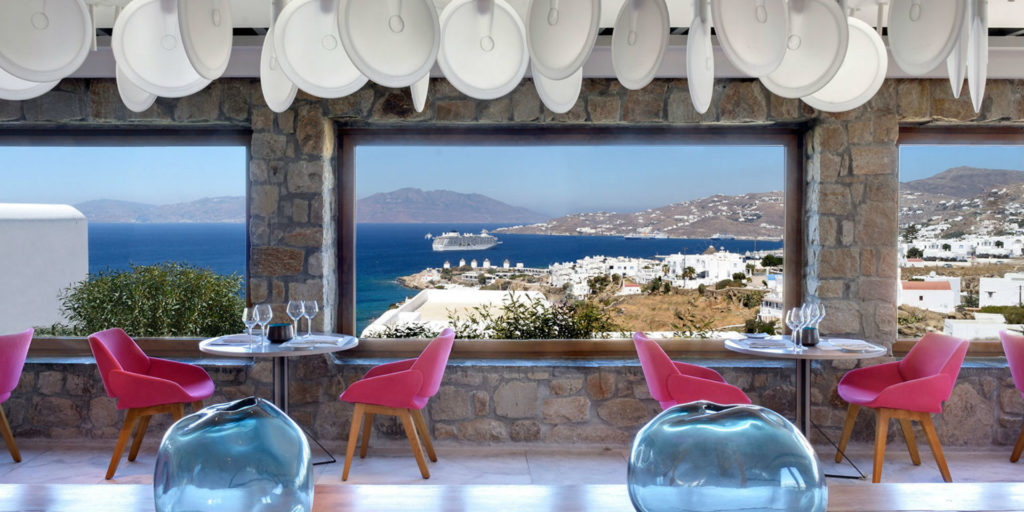 New Myconian Kyma offers a high-style, sublimely secluded take on Mykonos