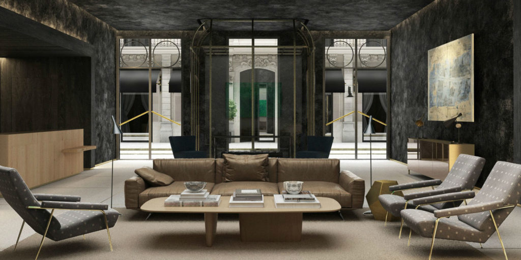 Room Mate Gerard opens fifth hotel in Barcelona