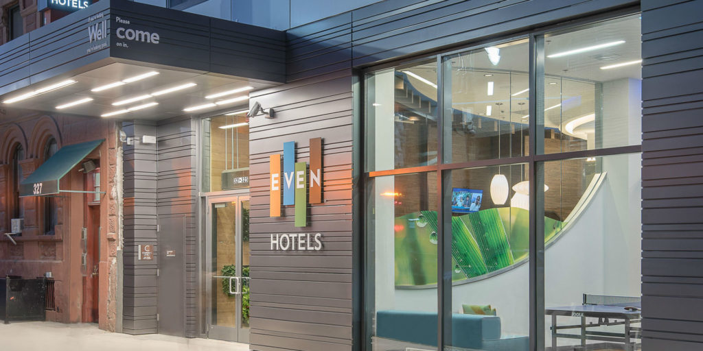 EVEN® Hotels, the world's first and only dedicated hotel wellness brand, set to energise Australasian travellers