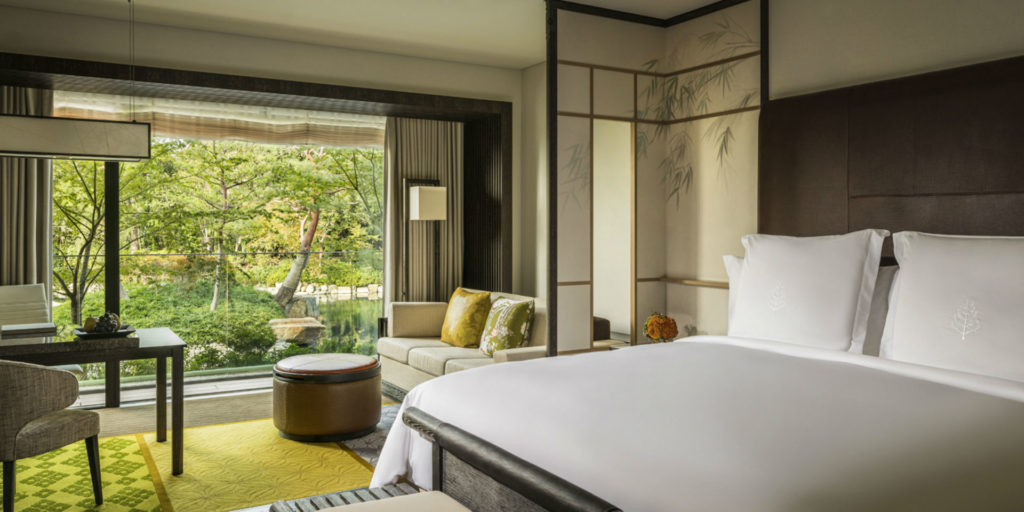 Four Seasons Hotel Kyoto Wins Two 2017 Hospitality Design Awards [Brand Report Included]