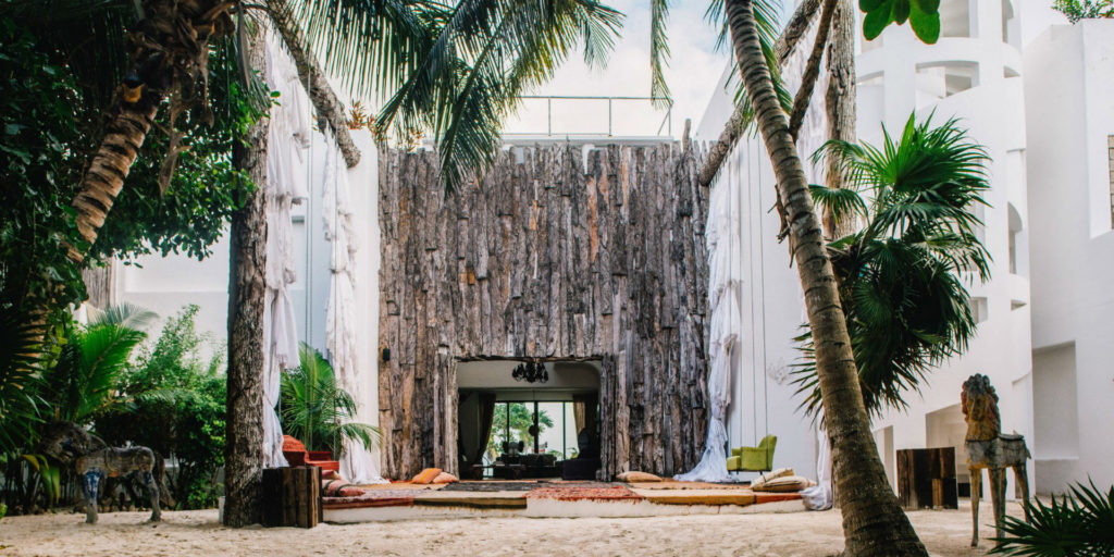 Pablo Escobar's old house turned into boutique hotel