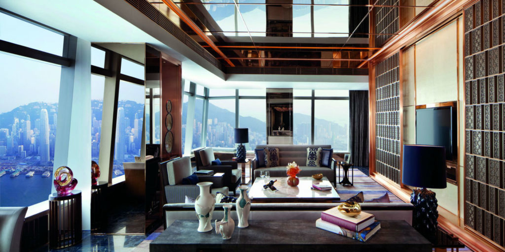Asia is the new market for affordable luxury hotels