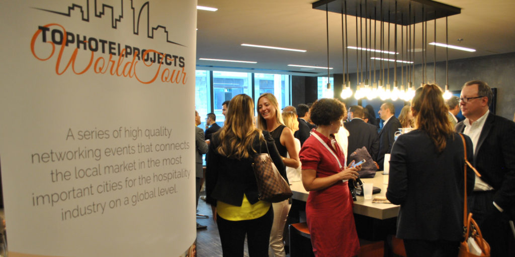 TOPHOTELPROJECTS World Tour brings Creative Spark to Dubai