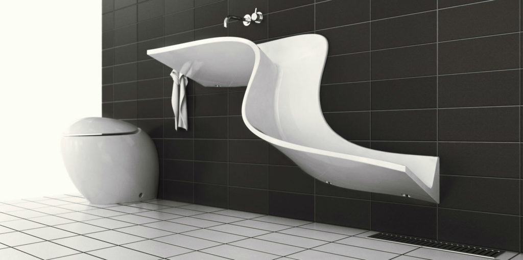 Make your washrooms stand out with Eumar bathroom products