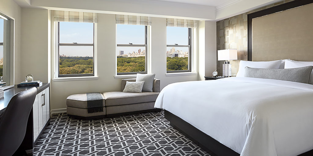 JW Marriott Essex House New York unveils renovated guest rooms and suites