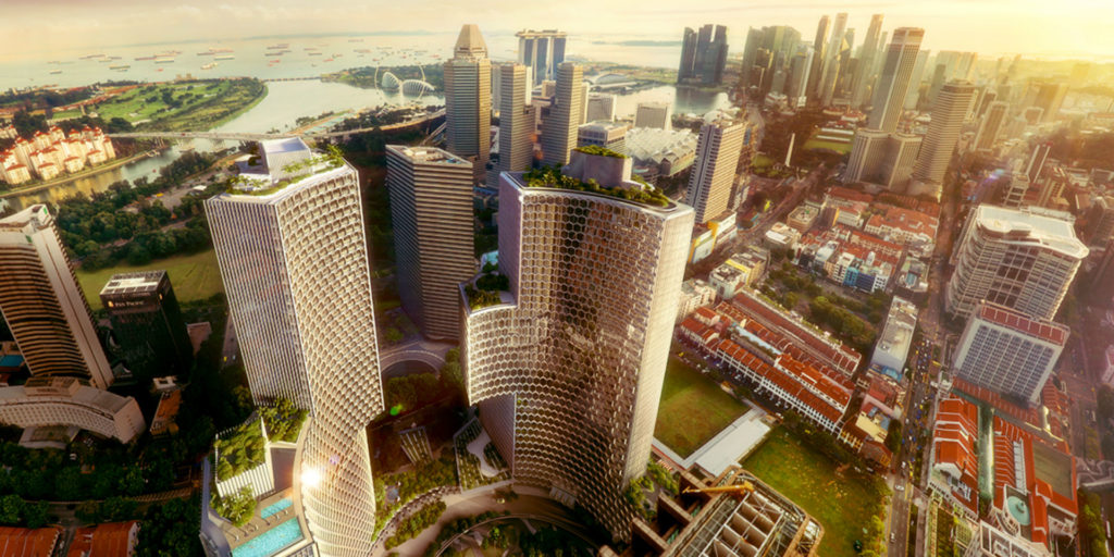 Andaz to open first property in Singapore