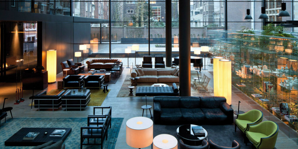 The newest hotel design trends to expect at towards the end of 2017