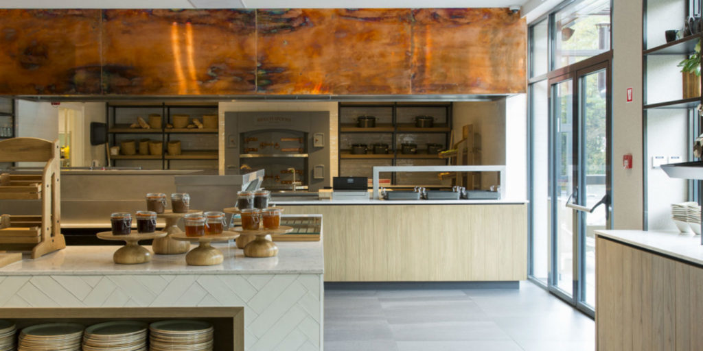Hotel Van der Valk opts for a warm and natural look