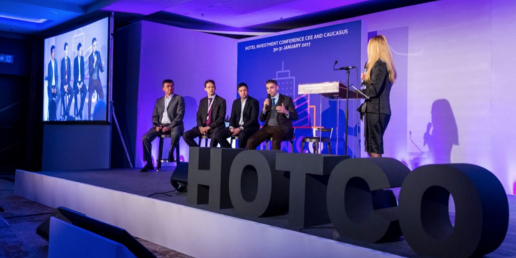 Meet the CEOs speaking at HOTCO