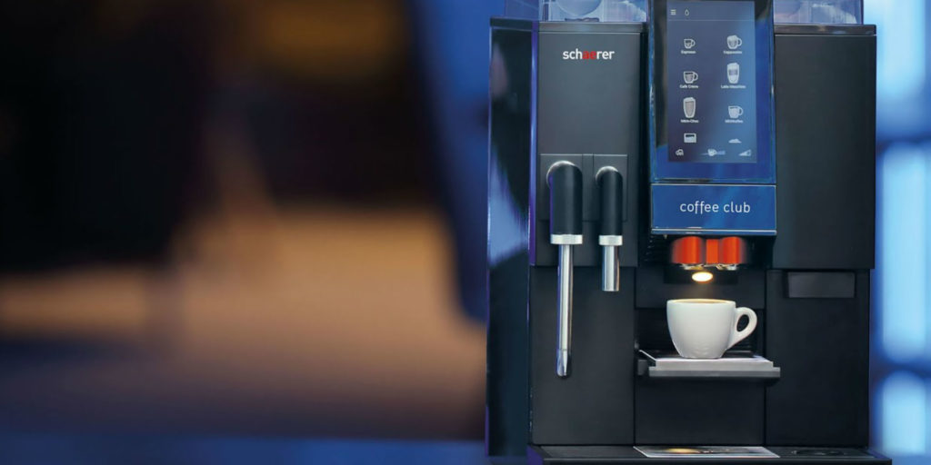 Schaerer Coffee Club is Changing Mornings for Hotel Guests