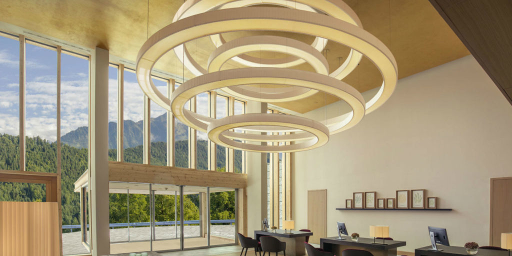 2F Lighting collaborates at ease with high profile hospitality projects