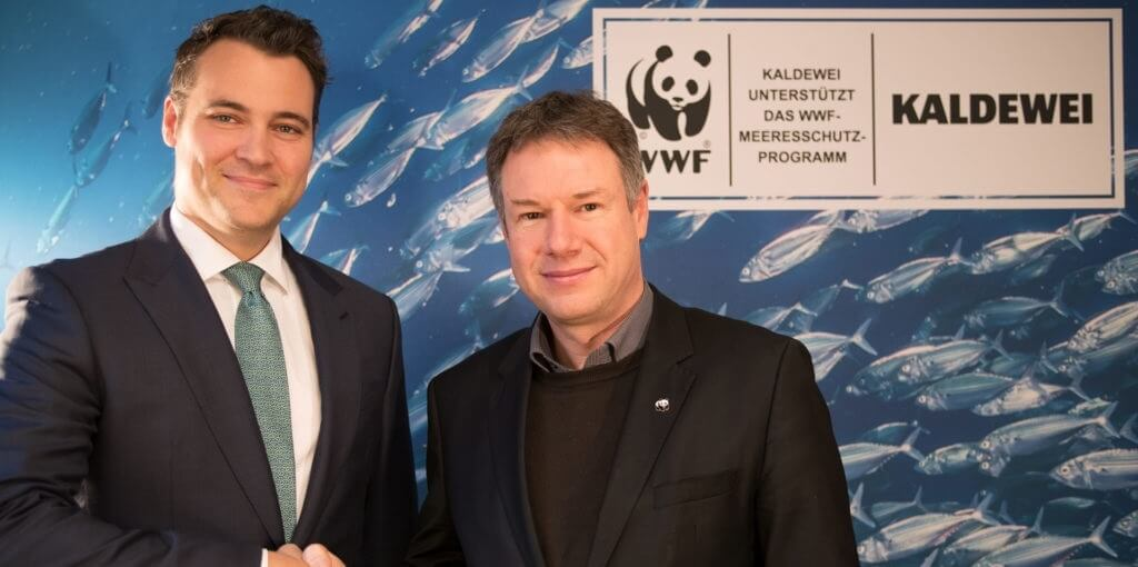 Kaldewei and the WWF: jointly protecting our oceans