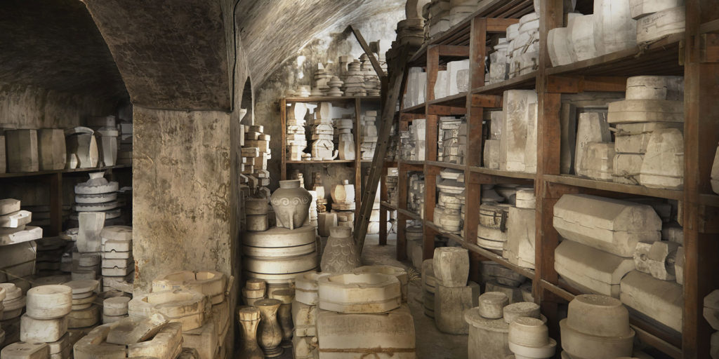 (Re)discover the intrepid history of REVOL porcelain throughout its 250 years