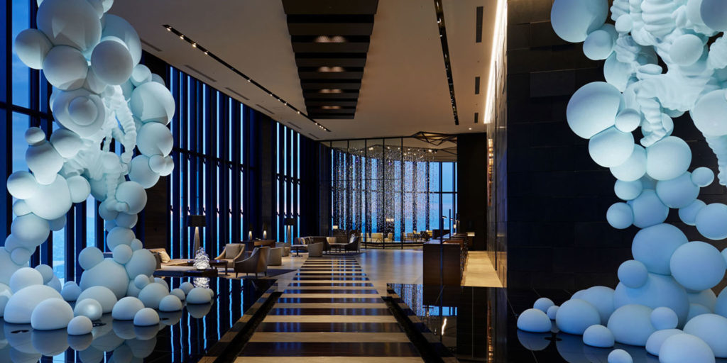 When Art and Design Collide: The Conrad Hotel Osaka Takes Luxury Lighting with SORAA to a New Level