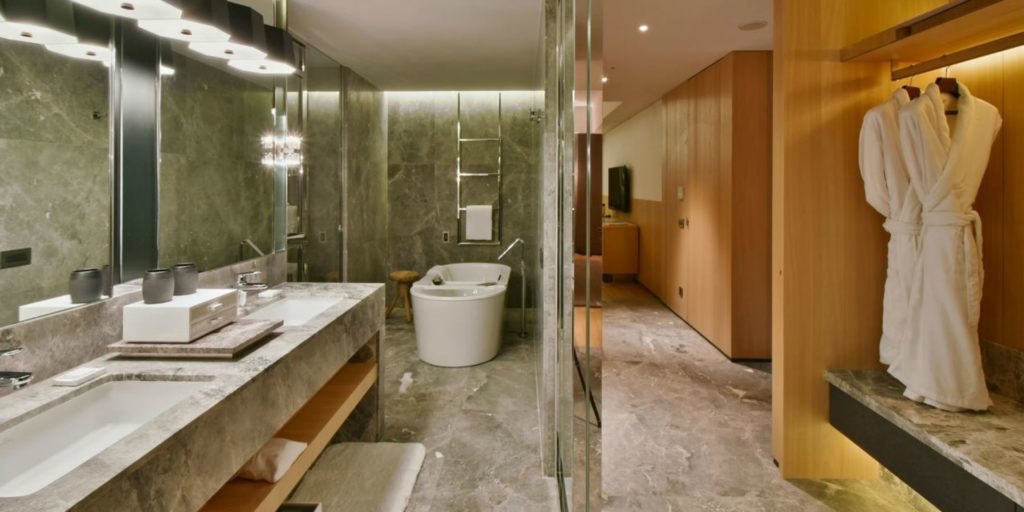 Villeroy & Boch equips Private Living Hotel Concept