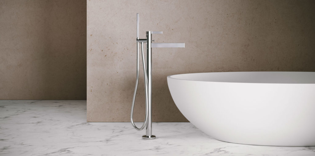 COMO and BAR by VALLONE®: New tap collections ensure Italian grace and aesthetic in the bathroom