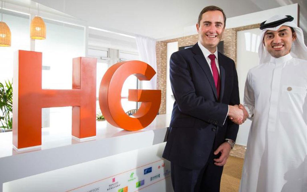 Al Hokair Group signs an exclusive agreement with IHG to bring