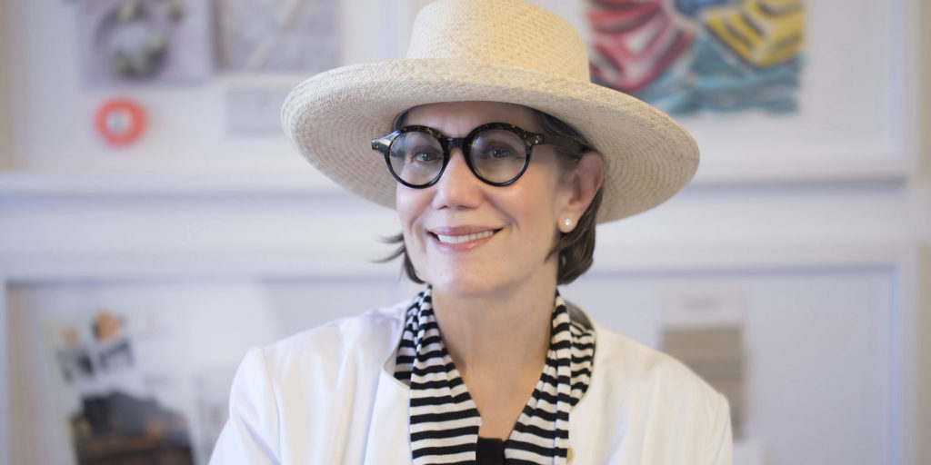 IIDA Announces Janice Feldman, Founder and CEO of JANUS et Cie as Titan Award Honoree
