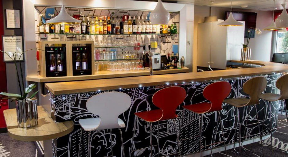 Accor Hotels chose the Eurocave Wine Bar solutions