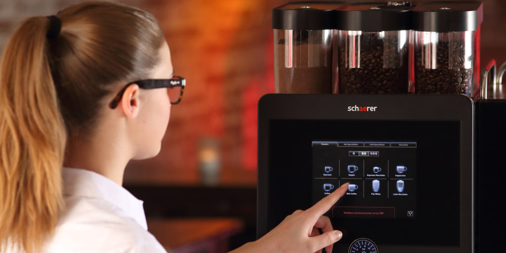 New optional accessories for the Schaerer Coffee Soul