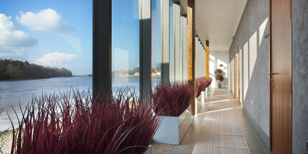 Avvio works with Ice House Hotel to develop website to reflect striking location