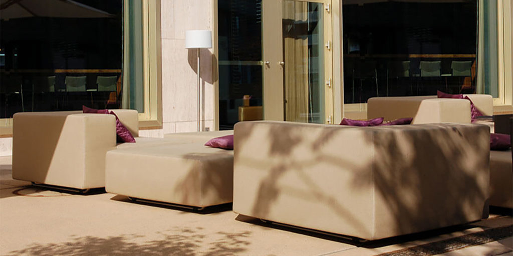 Perfect service for hotels, architects, cruise ships and tourism by April Furniture