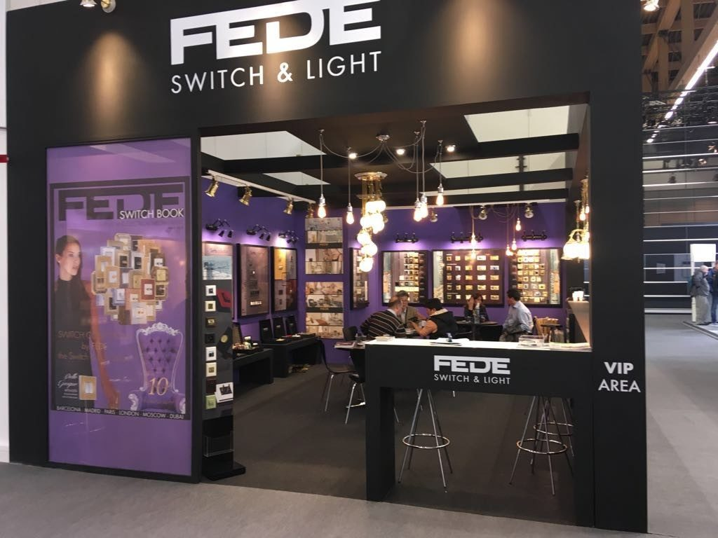 FEDE is setting the trend for luxury design switches