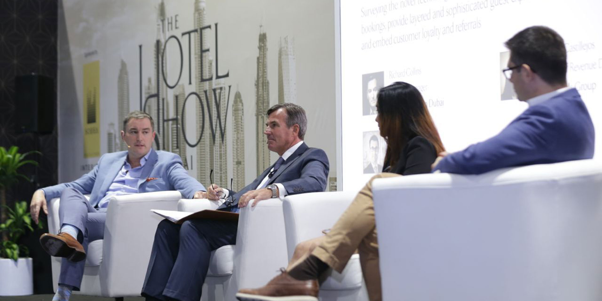 The Hotel Show Dubai gears-up for it's most all-encompassing event yet! With just two months to go, here's six reasons to get excited…