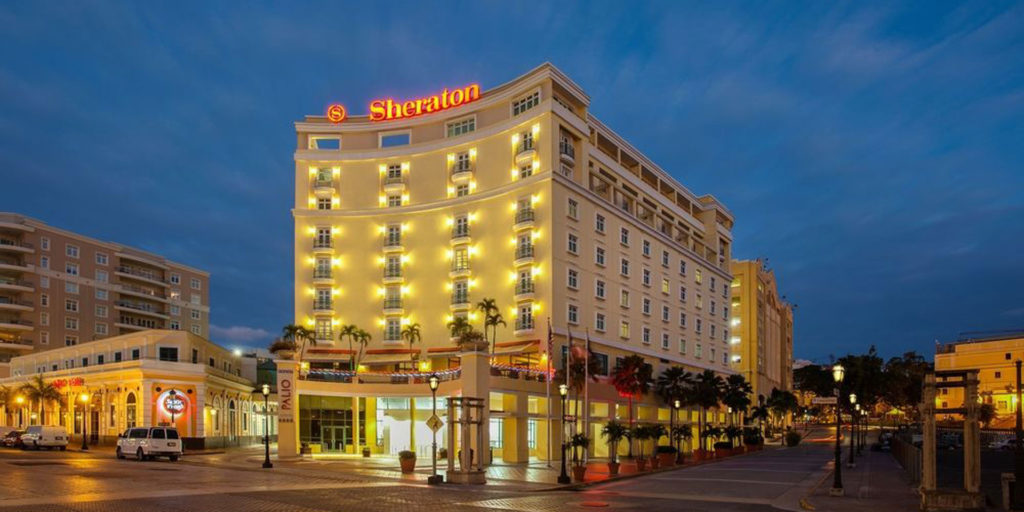 Marriott Looks Forward to Sheraton Success [Download Chain Report]