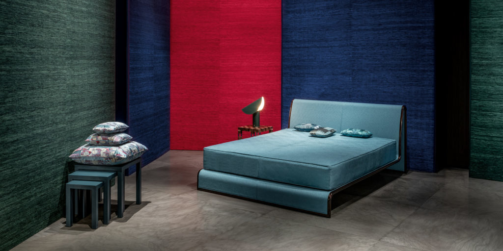 Rubelli launches the new 2018 Armani/Casa Exclusive Textiles by Rubelli collection