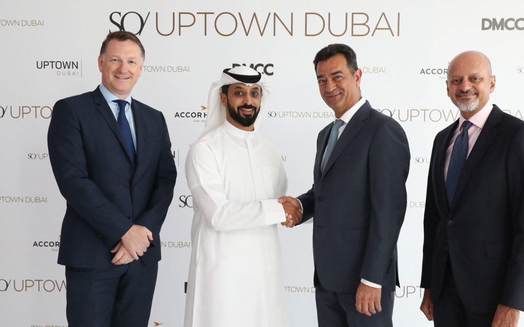 AccorHotels Announces First SO/ Property in the Middle East