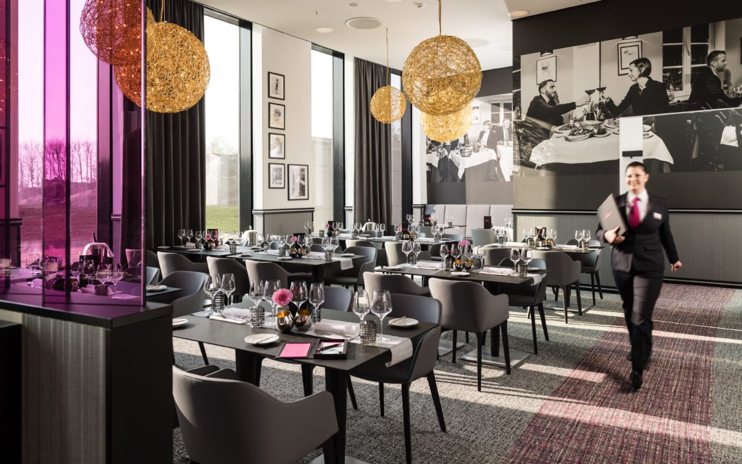 Nordport Plaza Hotel in Hamburg: Building technology at a new level