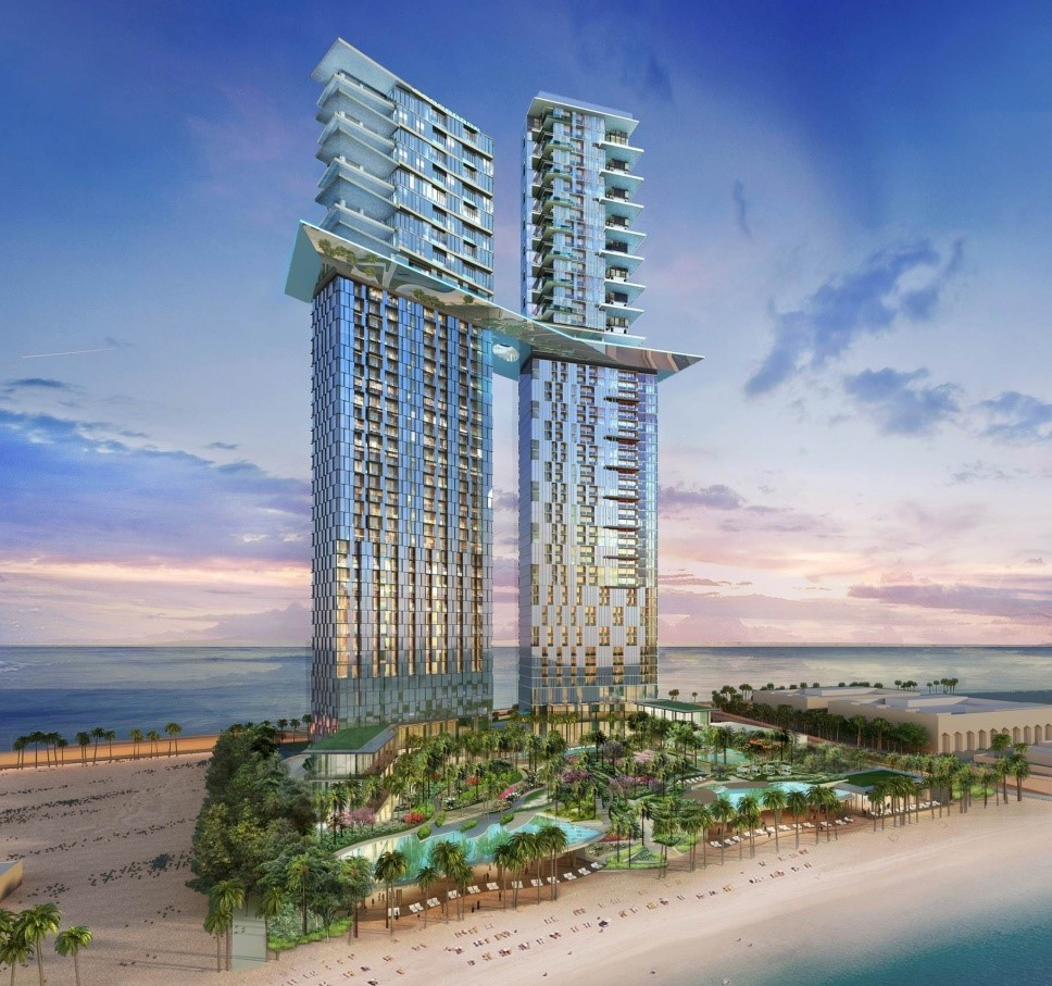 Accor to open stunning Raffles hotel in Palm Jumeirah
