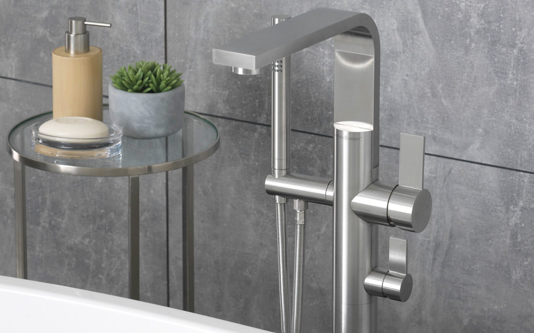 Victoria + Albert launch Soriano, a new Stainless Steel collection designed and made in Italy