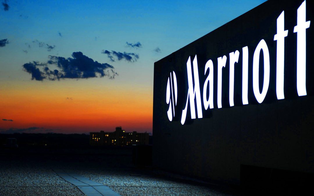 Marriott marches forward in portfolio diversification