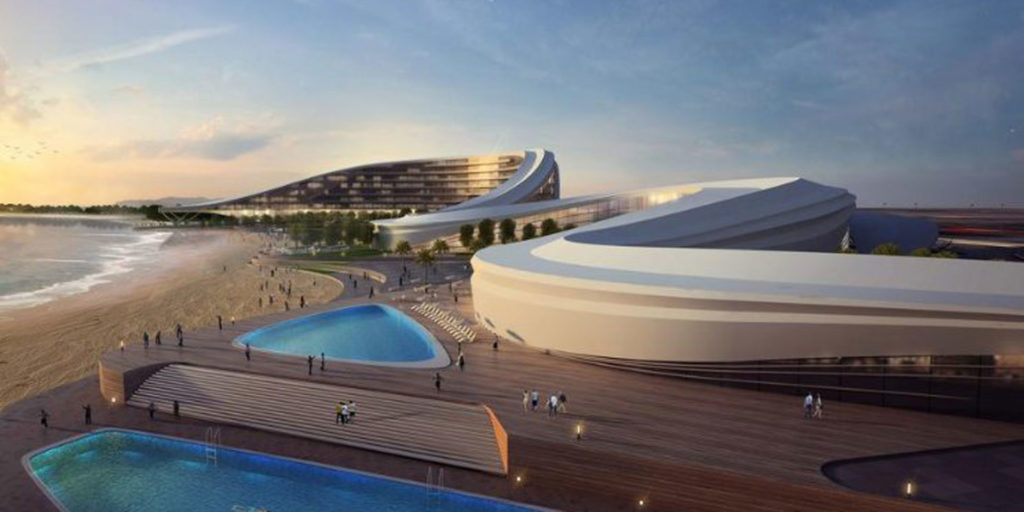 See the newest 7-star luxury hotel to come to Abu Dhabi