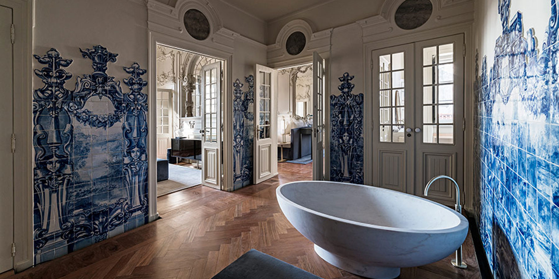 Verride Palacio Santa Catarina is Lisbon's hottest new hotel