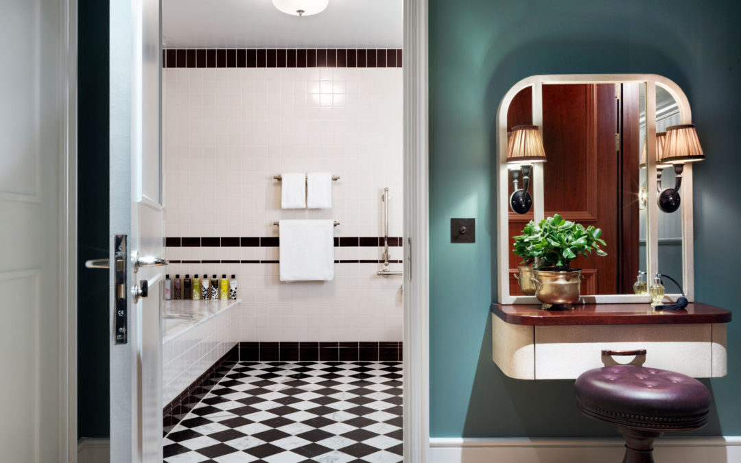 How Fitzroy of London played a role in this award-winning design