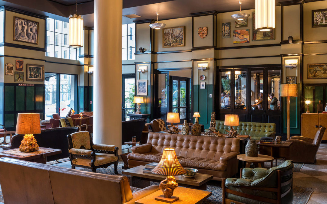 New Ace Hotel Opens in New Orleans - TOPHOTELNEWS